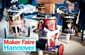 Maker Faire Hannover Germany